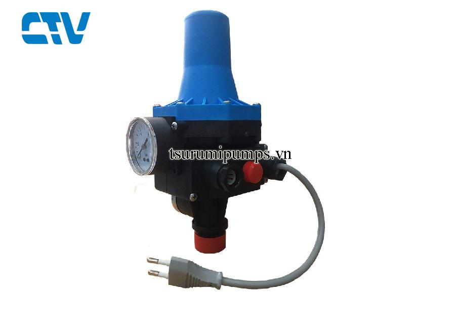 Bộ điều khiển và bảo vệ máy bơm tăng áp bằng mạch điện tử DSK03