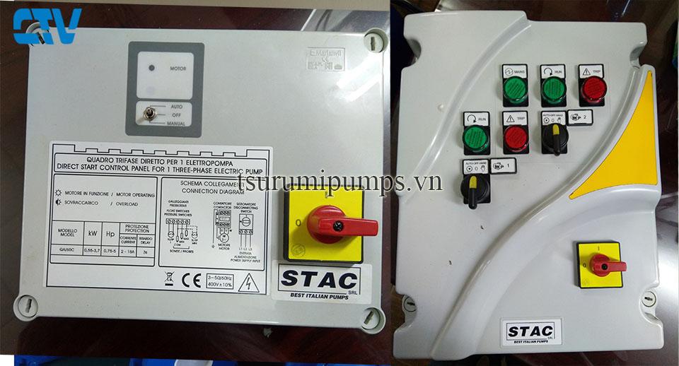 Tủ điện điều khiển hãng Stac Italia
