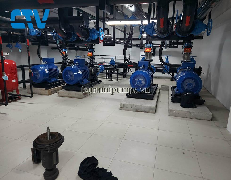 Kiểm tra, bảo dưỡng, sửa chữa máy bơm công nghiệp định kỳ